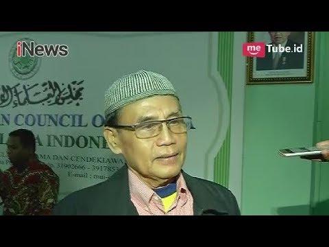 MUI Nilai Puisi Sukmawati Soekarnoputri Penuhi Unsur Penodaan Agama - iNews Malam 03/04