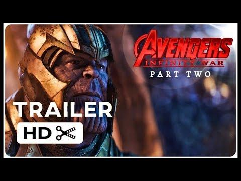 Avengers 4 (2019) Teaser Trailer #2 - Infinity War PART TWO - Captain Marvel Movie Concept 2❤️