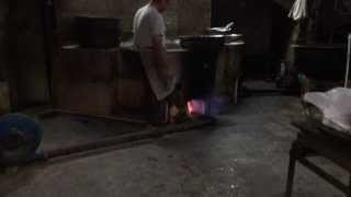 preview picture of video '► Handicraft Sugar Cooking in Yazd / IRAN'