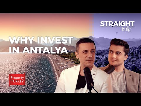 Why buy property in Antalya?