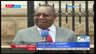 Business Today: State of the Economy with Aby Agina - 23rd February,2017