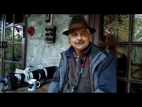 Vivek Menon's Visit To Jungle Lore birding Lodge