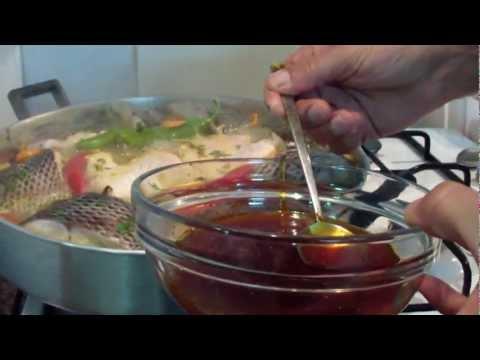 מאיר ממן מבשל- והפעם מתכון לדג מרוקאי מבושל