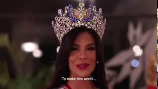 Isabella Rodriguez Guzman Miss World Venezuela 2019 Introduction Video