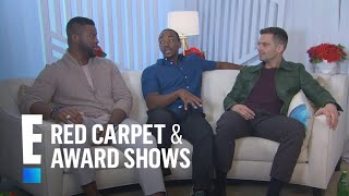 Anthony Mackie Didn't Know Winston Duke Was in