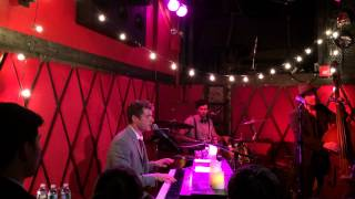 Jon McLaughlin CHRISTMAS SAVED US ALL Rockwood Music Hall NYC 12/13/14