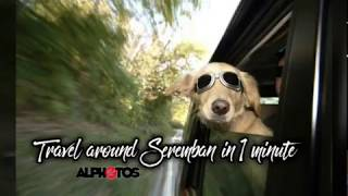 preview picture of video 'Travel around Seremban in 1 Minute'