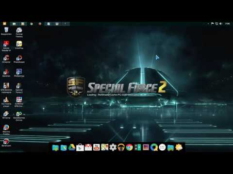 Video Cara Bermain Special Force 2 Thailand Dengan IP Indonesia
