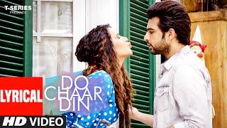 DO CHAAR DIN Lyrical Video Song | Karan   - YouTube