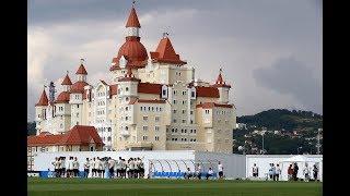 Размещение сборных на чемпионате мира 2018 года. Новости футбола