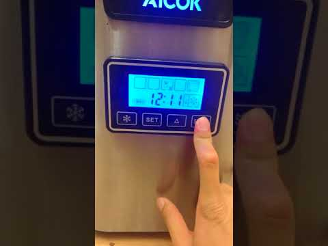 AICOK ice maker(1)