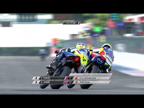 Bol d'Or 2018 - Duel F.C.C. TSR Honda France vs Wepol Racing