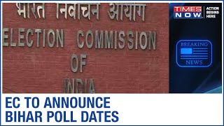 Election Commission to announce the dates for Bihar elections; 1st election amidst Coronavirus - Download this Video in MP3, M4A, WEBM, MP4, 3GP