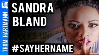 What Sandra Bland's Cell Phone Reveals