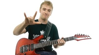 Dream Theater - Under A Glass Moon   How to Play!