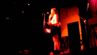 Anna Nalick - Forever Love (Digame) Intro - Yoshi's - Oakland - 11/21/2013 - 10 of 27