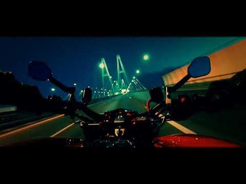 Road lights..Ducati Streetfighter S (1098). Saint-Petersburg. 2017