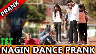 'NAGIN' Dance Prank - TST - Pranks in India 2017
