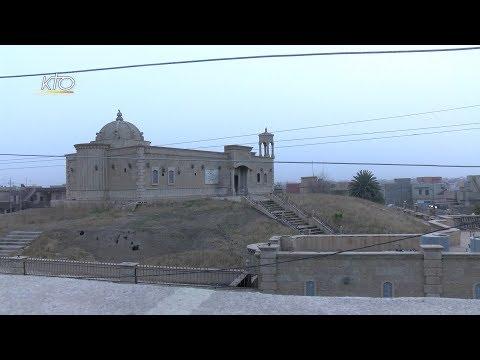L'église Mart Schmouni de Qaraqosh