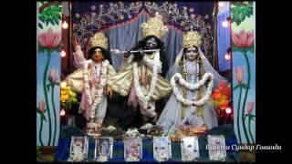 Божества Шрилы Шридхара Махараджа