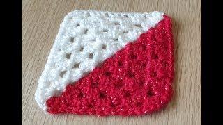 Crochet Christmas Table Runner - Part 2