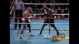 Roy Jones Jr vs Antonio Tarver I