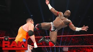 "Apollo Crews steps into the ""Curt Hawkins Star Factory.""#RAWMore ACTION on WWE NETWORK : http://wwenetwork.comSubscribe to WWE on YouTube: http://bit.ly/1i64OdTMust-See WWE videos on YouTube: https://goo.gl/QmhBofVisit WWE.com: http://goo.gl/akf0J4"