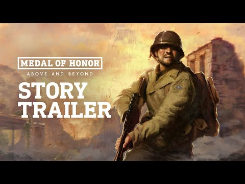 Story Trailer de Medal of Honor: Above and Beyond