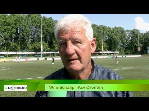 Pittig oefenprogramma voor Asv Dronten met wedstrijden tegen vooral eersteklassers
