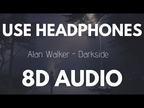 Alan Walker - Darkside (feat. Au/Ra and Tomine Harket) | 8D AUDIO
