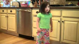 So You Think You Can Dance? Kid Dances to Dynamite