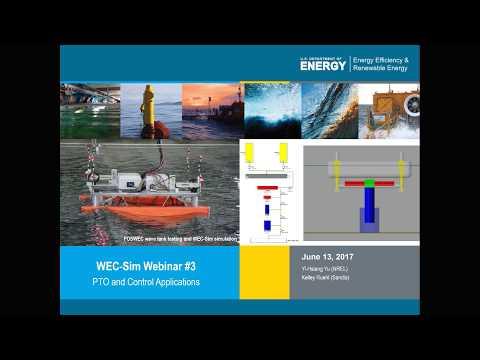 WEC Sim Webinar #3 - PTO