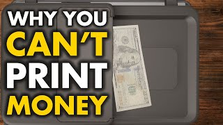 Why Counterfeiting Money Is Nearly Impossible