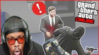 We suck.... deleting this video soon. (GTA 5 Casino Heist)