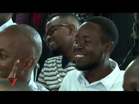 Vusi Thembekwayo | Entrepreneurship Masterclass in Tanzania