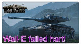 Stream Highlight: Wall-E failed hart :D