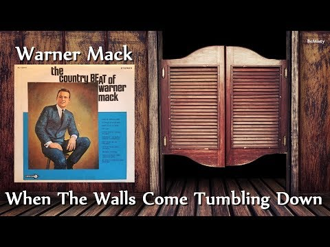 Warner Mack‎ - When The Walls Come Tumbling Down