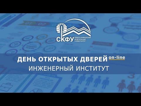 Инженерный институт (направления Электроэнергетика, строительство и  дизайн)