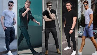 BEST SUMMER OUTFIT FOR MEN   Trending Outfits   Top Stylish Fashion  Mens Outfit