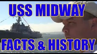 USS Midway - US Navy History - America's Memory