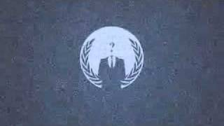 Anonymous Facebook November 5 attack : youtube video message : hack