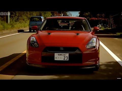 Nissan GTR vs Bullet Train: Race Across Japan (Part 1)   Top Gear