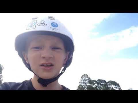 Day At Lakeside Skatepark (FT. Tony Hind And Bailey Hunter) (Huntasode 2)