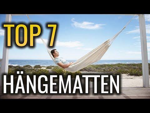 ✅ DIE 7 BESTEN HÄNGEMATTEN 2019 - Hängesessel jetzt testen - mit Gestell/ Moskitonetz outdoor