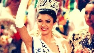 Best Answer by Sushmita Sen In Miss Universe Finale Contest 1994 - Miss World 1994