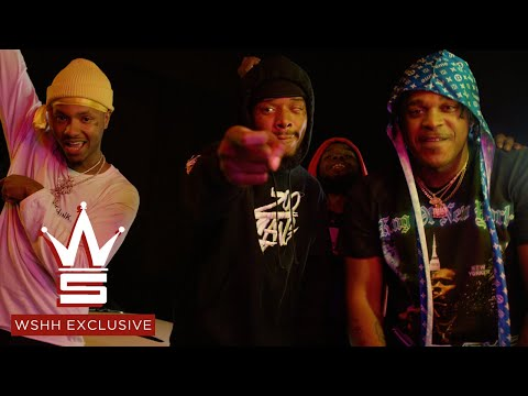"""Pluheph x Fetty Wap x Ether Da Connect - """"Vans"""" (Official Music Video - WSHH Exclusive)"""