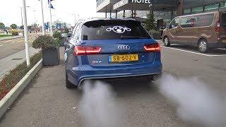 DECAT Audi RS6 Avant Performance with Milltek Exhaust! LOUD REVS & ACCELERATIONS!