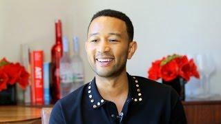 John Legend talks politics, fatherhood and his film projects