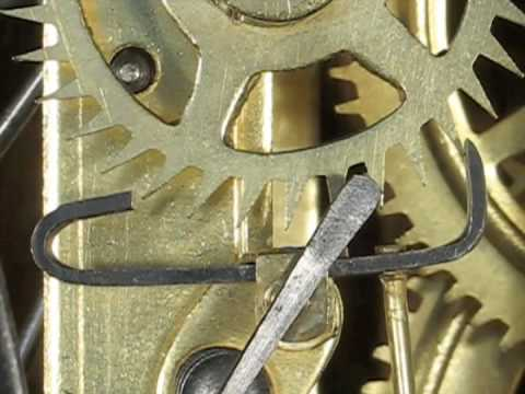 Correcting Drop on recoil escapement