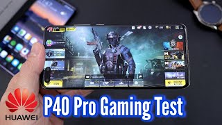 Huawei P40 Pro Gaming Review
